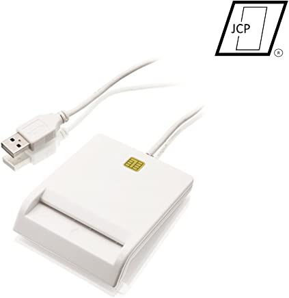 Baoblaze 1 Pieza de Lector de SIM Tarjeta Tarjeta USB 2,0 Compatible con M/óvil Inteligente