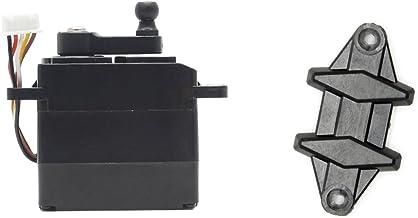 قطعات یدکی لوازم جانبی لوازم جانبی لوازم جانبی HOSIM RC Car 5 Wire 25-ZJ04 برای Hosim 9125 RC Car
