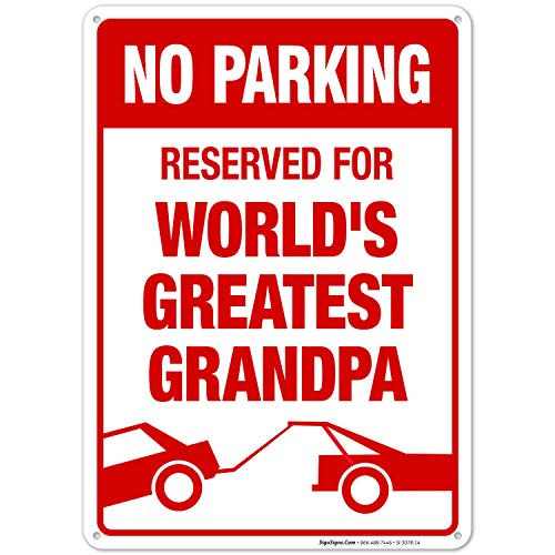 Funny Parking Sign