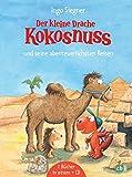 Der kleine Drache Kokosnuss und seine abenteuerlichsten Reisen: Doppelband mit CD - Zum Lesen: Der kleine Drache Kokosnuss - Vulkan-Alarm auf der ... Kokosnuss und der geheimnisvolle Tempel