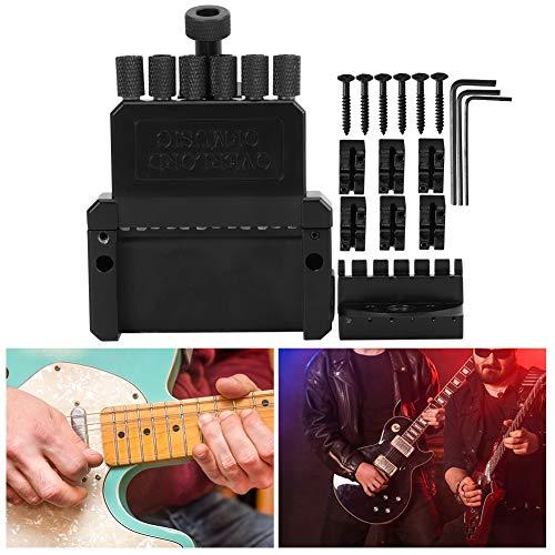 Puente de guitarra resistente, Puente de guitarra eléctrica, Ligero para guitarra Accesorio...