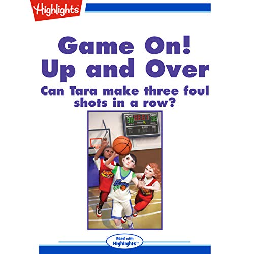 Game On: Up and Over copertina
