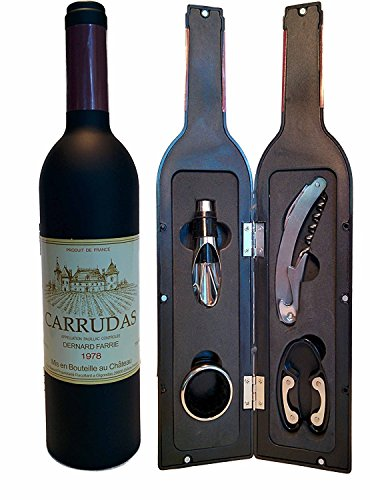 Wein-Zubehör 5tlg H33cm Material: Edelstahl