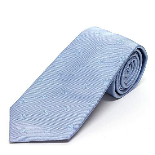 (ダンヒル)Dunhill ネクタイ necktie【ライトブルー】DU19FPTW1XR405R [並行輸入品]