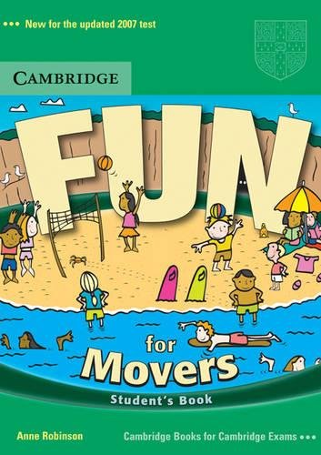 Fun for Movers (Fun for Flyers)