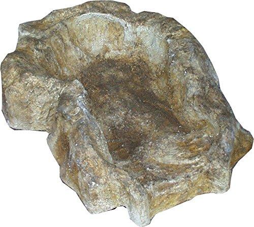 wasserkaskaden Extension pour Cascade Weser Fels, Beige/Brun, 70 x 55 x 16 cm