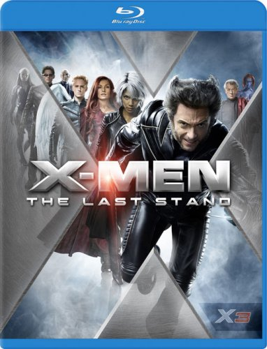 X-Men: The Last Stand [Blu-ray]