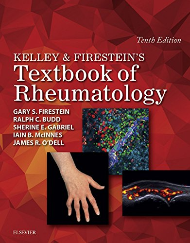 Kelley and Firestein's Textbook of Rheumatology E-Book (English Edition)