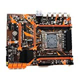 Meipai X99 LGA2011-V3 Professional 4 Channel DDR4 64G Ram- SATA 3 Desktop Computer Motherboard Module