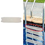 Pool Ladder Step Replacement Accessory Swimming Pool Plastic Anti-Slip Ladders Step Replacement Pedal for...