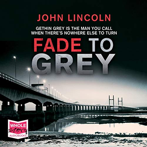 Fade to Grey audiobook cover art