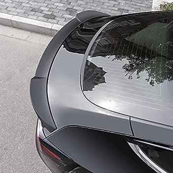 Fit Tesla Model 3 Spoiler Wing Sport Cars Rear Spoiler Car Styling Kits for Tesla Model 3 Accessories  Matte Black