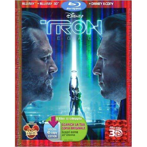 Tron legacy(2D+3D+E-copy)
