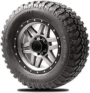 TreadWright CLAW II M/T Tire - Remold USA - LT37X12.5R20E Premier Tread Wear (40,000 miles)