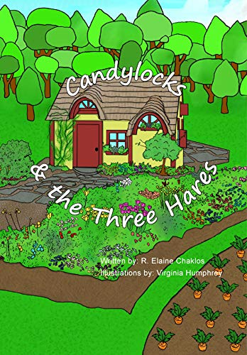 Candylocks & the Three Hares (A Candy Cow Story) (English Edition)