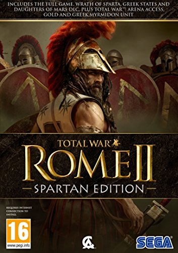 Total War Rome 2: Spartan Edition (PC DVD) [UK IMPORT]
