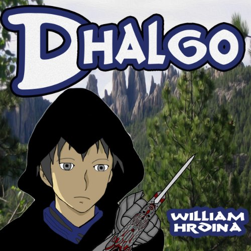 Dhalgo audiobook cover art