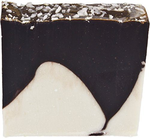 Greendoor handgesiedete Naturseife mit echter Schokolade, Seife vegan 100g aus der Naturkosmetik Manufaktur, natürlich milde Handseife, Schokoladenseife