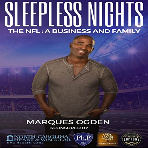 Sleepless Nights audiobook cover art