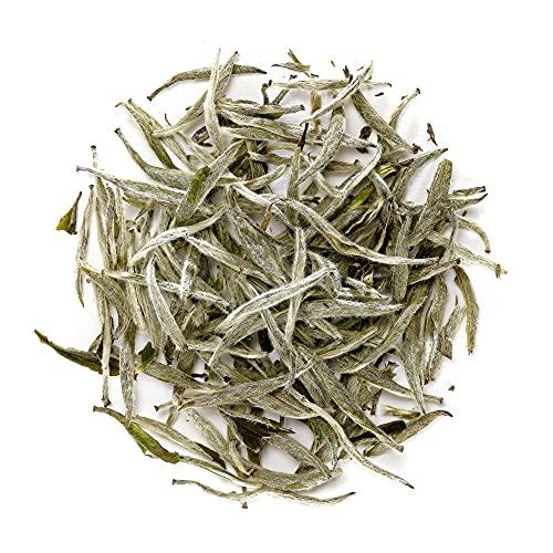 Silver Needle Weißer Tee - Weisser Silbernadel Tee China - Chinese Bai Hao Yin Zhen - Baihao Yinzhen 100g