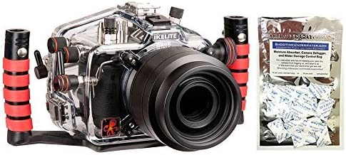 Ikelite Canon 70D Housing w/FREE Moisture Munchers