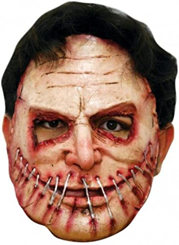 Serial Killer 9 Gruesome Latex Face Mask Horror Halloween