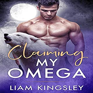 Claiming My Omega cover art
