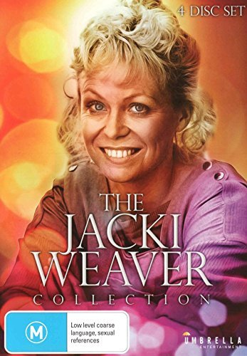The Jacki Weaver Collection 4-DVD Set ( Stork / The Perfectionist / Caddie / Squizzy Taylor ) [ Australische Import ]
