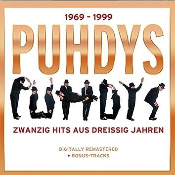 Puhdys - 1969-1999 (20 Hits aus 30 Jahren)