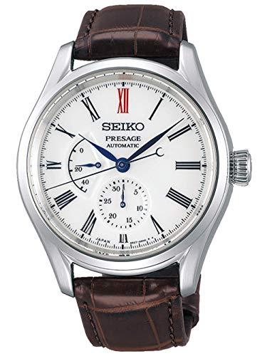 Seiko Herren-Uhren Analog Automatik One Size Leder 87748529