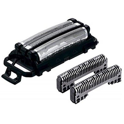 Panasonic Elektrische Rasierer Zubehör Ersatzfolien Foil & Cutter Ersatz für ES-LT8N, ES-LT6N, ES-LT4N, ES-LT2N - 3 Blade Wet/Dry Elektrorasierer - WES9015Y