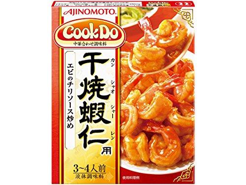 味の素 CookDo 干焼蝦仁用3~4人前