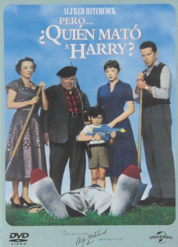 Pero ¿Quién Mató A Harry? (Import Dvd) (2009) Edmund Gwenn; John Forsythe;