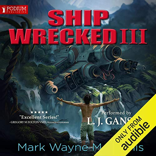 Couverture de Ship Wrecked III