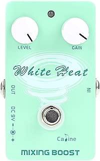 Caline USA, CP-29 white heat Mixing Boost Guitar Effect