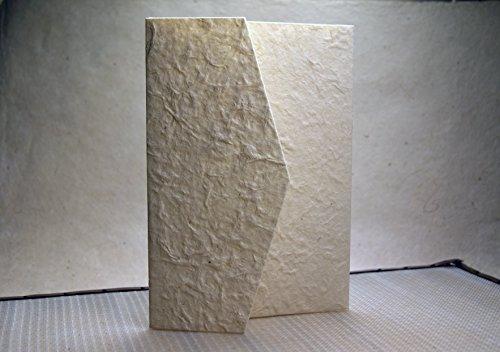 Lotka Paper Pocket Folder Invitation Shell 5x7 (Folded) for Weddings or Events