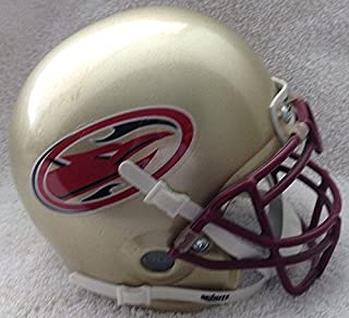 Schutt Elon Phoenix Mini XP Authentic Helmet - NCAA Licensed - Elon Phoenix Collectibles
