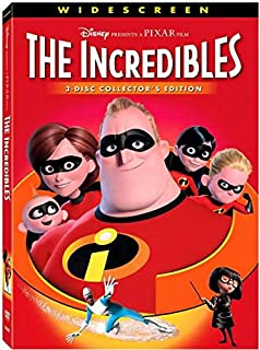 The Incredibles | 2-Disc Collector's Edition | DVD | Arabic & English