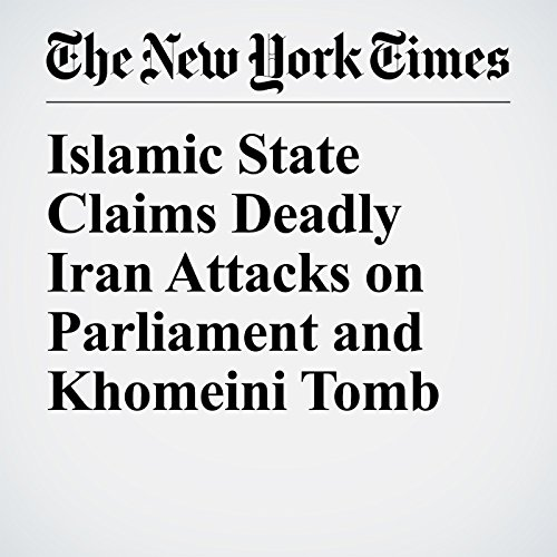 Islamic State Claims Deadly Iran Attacks on Parliament and Khomeini Tomb copertina