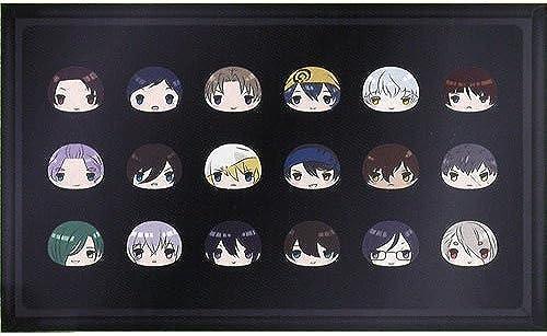 Everyone's lottery swords Ranbu Hanamaru last Get Award has Petit face badge set