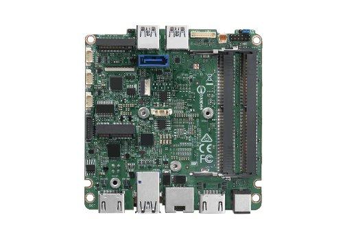 INTEL NUC Board BLKNUC7I3DNBE Core i3-7100U - 2X DDR4 SO-DIMM max 32GB - 1x M.2 22x80 (Key M) 1x M.2 22x30 (Key E) NO-Cord