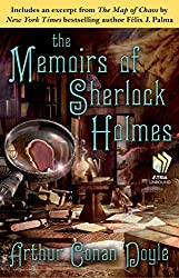 Image: The Memoirs of Sherlock Holmes, by Arthur Conan Doyle (Author). Publisher: Atria Books (November 18, 2014)