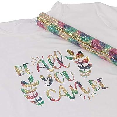 "2 Sheets12/""x15/"" Leopard Print Fashion Pattern Heat Transfer Vinyl T-Shirt USA #1"