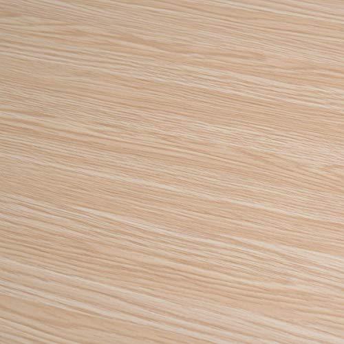 Art3d 200 * 45cm Papel de contacto decorativo - Revestimiento autoadhesivo para cajones de estantes - Papel pintado de contacto de madera - Impermeable, despegar y pegar