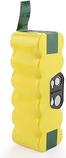 POWER-XWT 14.4V 4500mAh Batería Ni-MH para iRobot Roomba Series 500 600 700 Roomba Batería de Repuesto