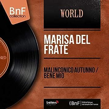 Malinconico autunno / Bene mio (feat. Armando Fagna e la sua orchestra) [Mono version]