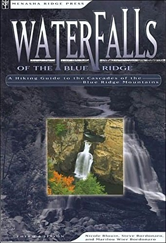 Menasha Ridge Press Wasserfälle des Blue Ridge