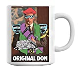 Major Lazer Original Don Mug Cup