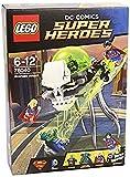 LEGO DC Super Heroes Brainiac Attack Set #76040 by Natorytian