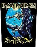 Iron Maiden: Fear of the Dark Backpatch (Zubehör)